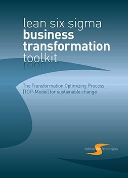 TOP - lean six sigma business transformation toolkit